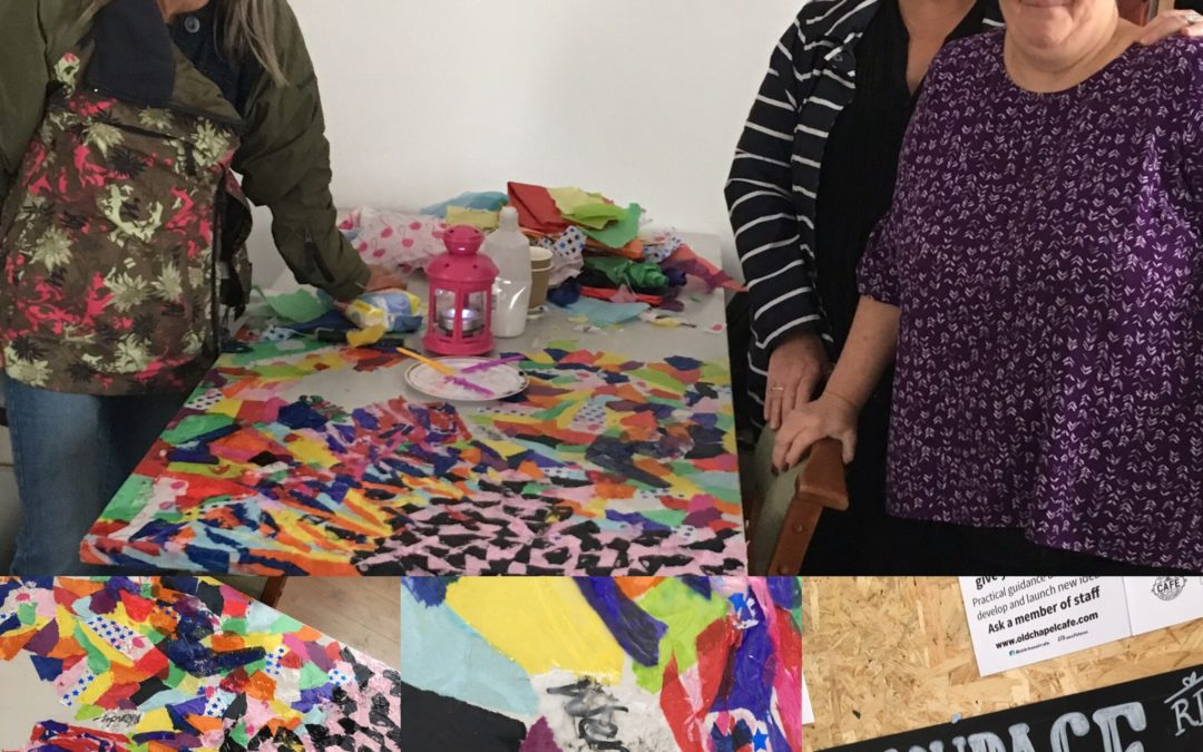 Friday Craft drop-in