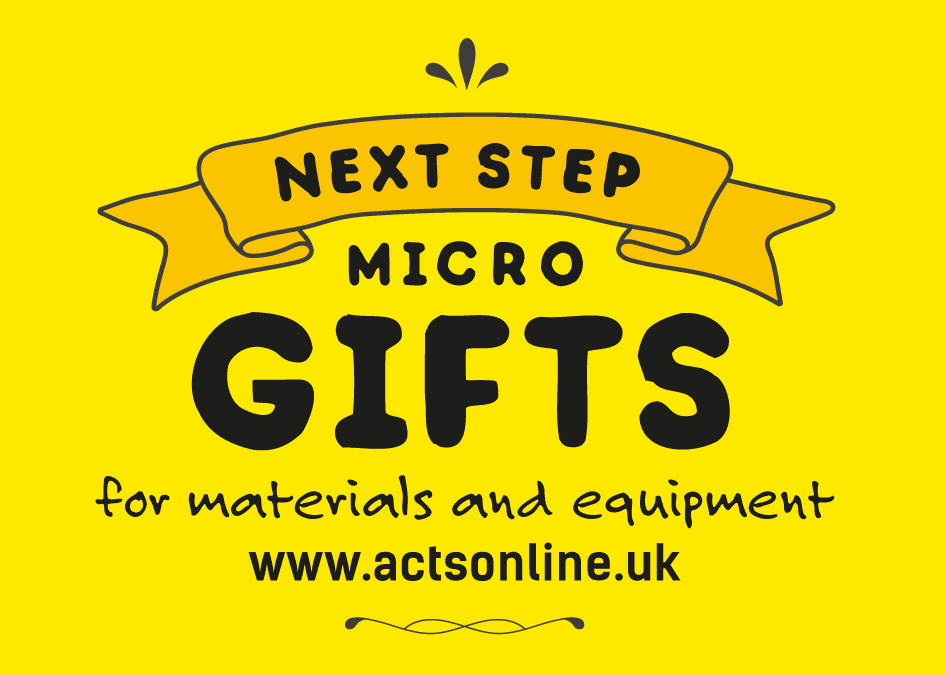 Next step 'Micro Gifts' now available!